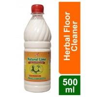 4 DROPS Natural Lime - 500 ml.